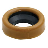 Toilet Bowl-to-Flange Wax Ring Jumbo w/flange